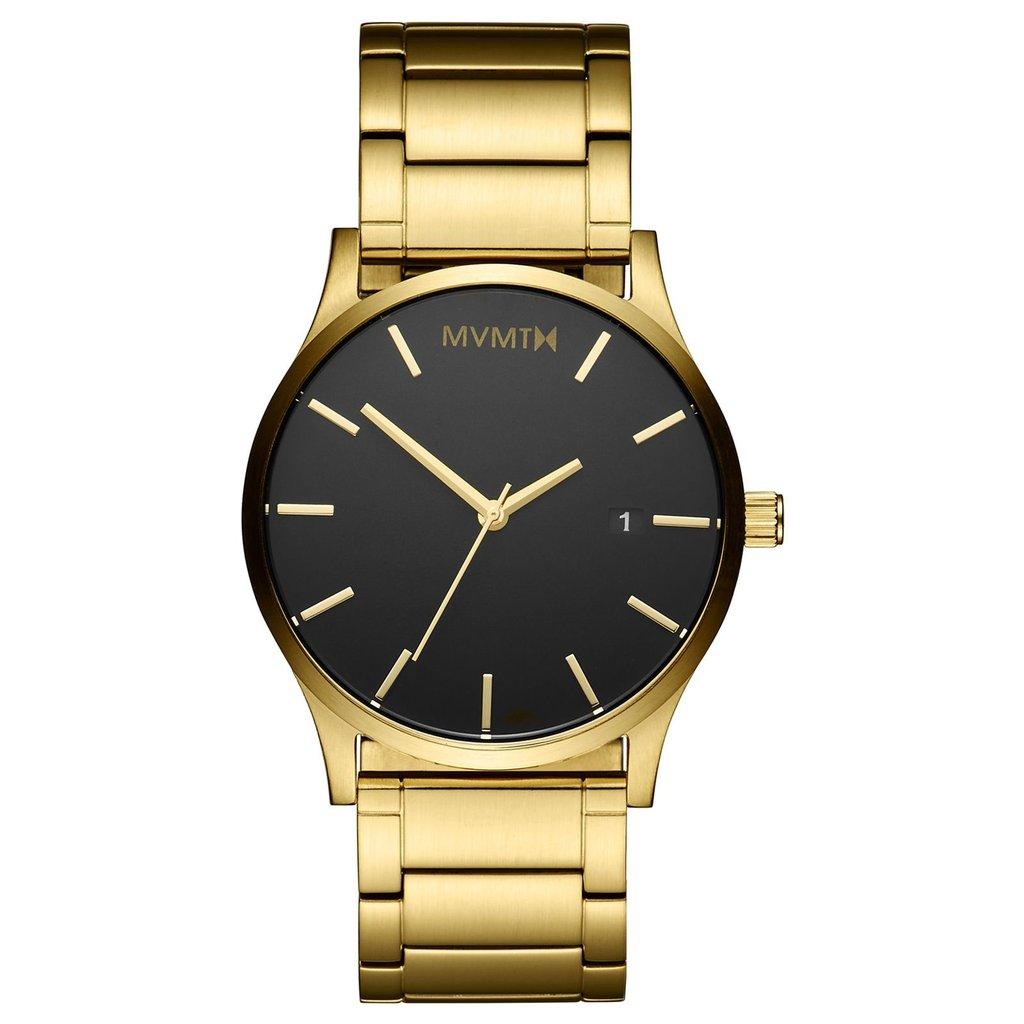 gold watches classic black gold duyknne