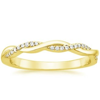 gold wedding bands 18k yellow gold hvnnzoe