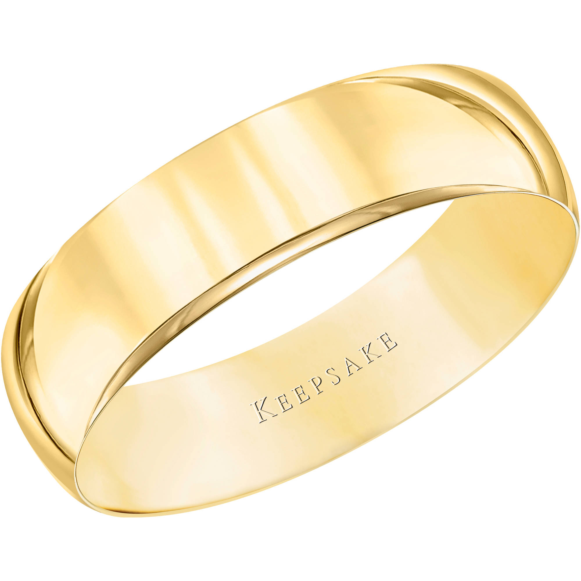amazon tone golden band men rings s mens tungsten com gold wedding dp