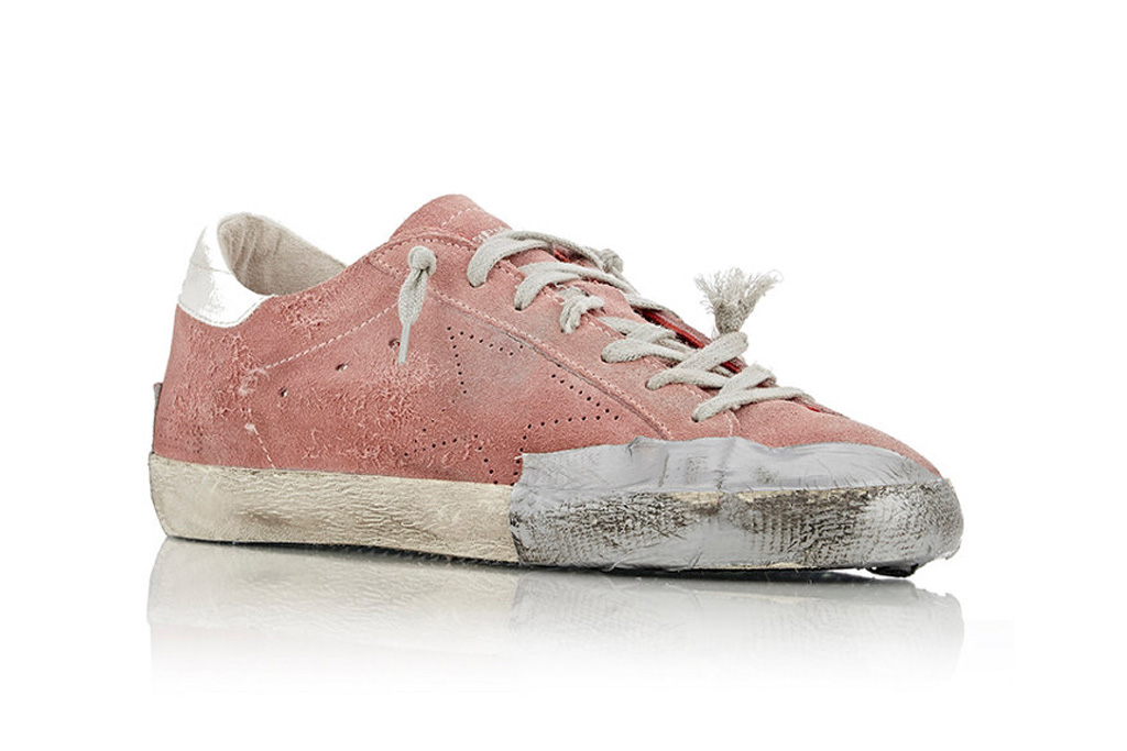 golden goose sneakers golden goose distressed superstar sneakers mubwrhh