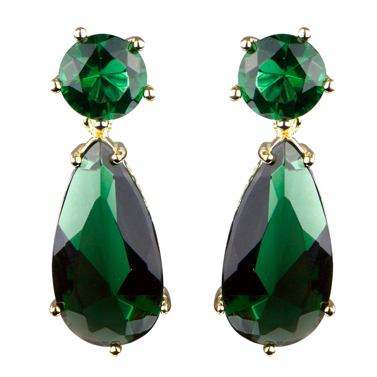 Why you will love green earrings – StyleSkier.com