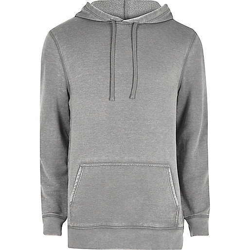 grey hoodie grey burnout hoodie pghnhsb