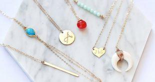 handmade jewelry necklaces bdyumoj