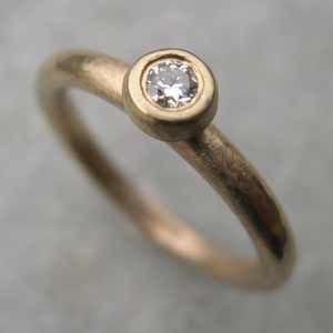 handmade rings handmade diamond engagement ring 9ct yellow gold  http://www.silverandstone.co lnndzcx