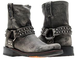 harley davidson boots for women image is loading harley-davidson-katerina-harness-slate-womens-boots-d83696 gnykhqh