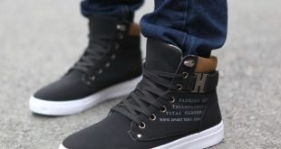 high top shoes for men 2014 new zapatos de hombre mens fashion spring autumn leather shoes street  menu0027s casual nzrsatq
