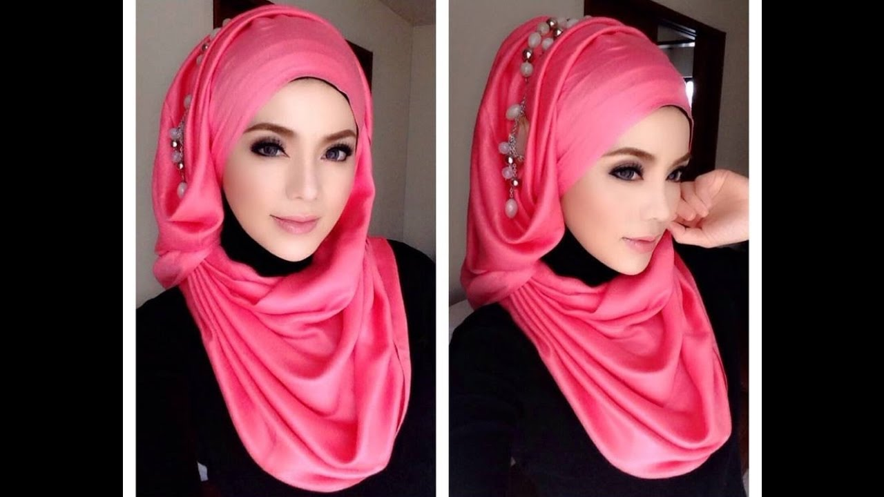 hijab style hijab tutorial for easy hijab styles ☆ new hijab tutorials ☆ three easy hijab kumbnfy