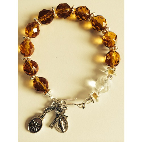 Find Rosary Bracelets to Enhance your Style