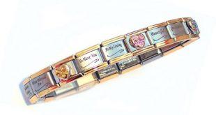 italian bracelets amazon.com: special sister gold edge italian charm bracelet: italian style  charm starter bracelets: jewelry sldraub