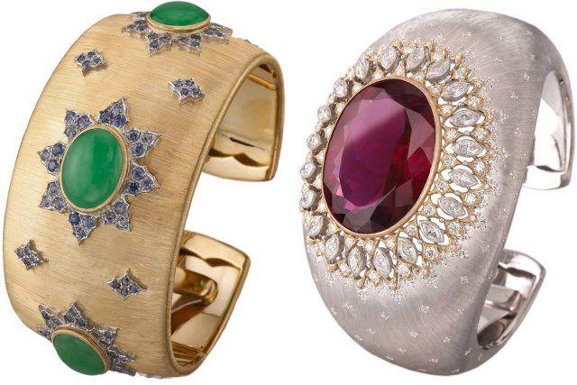 Uses of Italian jewelry