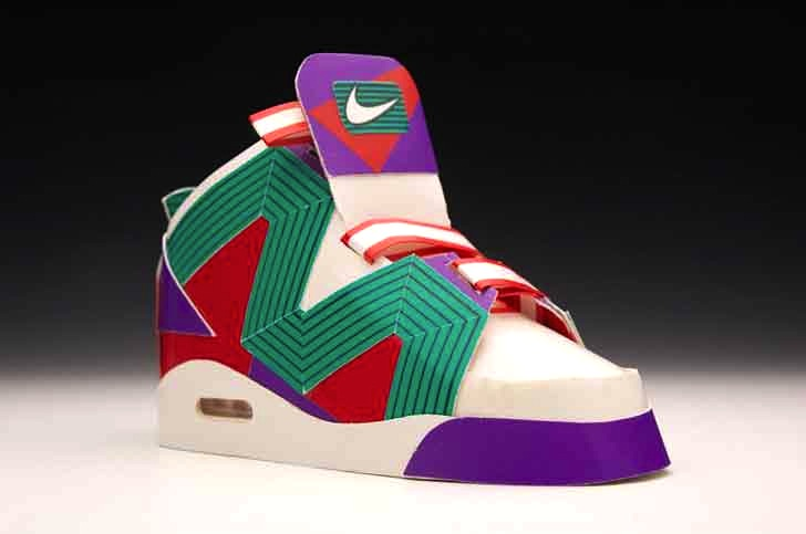 jason ruff fashions cool sneakers from recycled cigarette cartons jason  ruff cigarette carton sneakers rzojevy