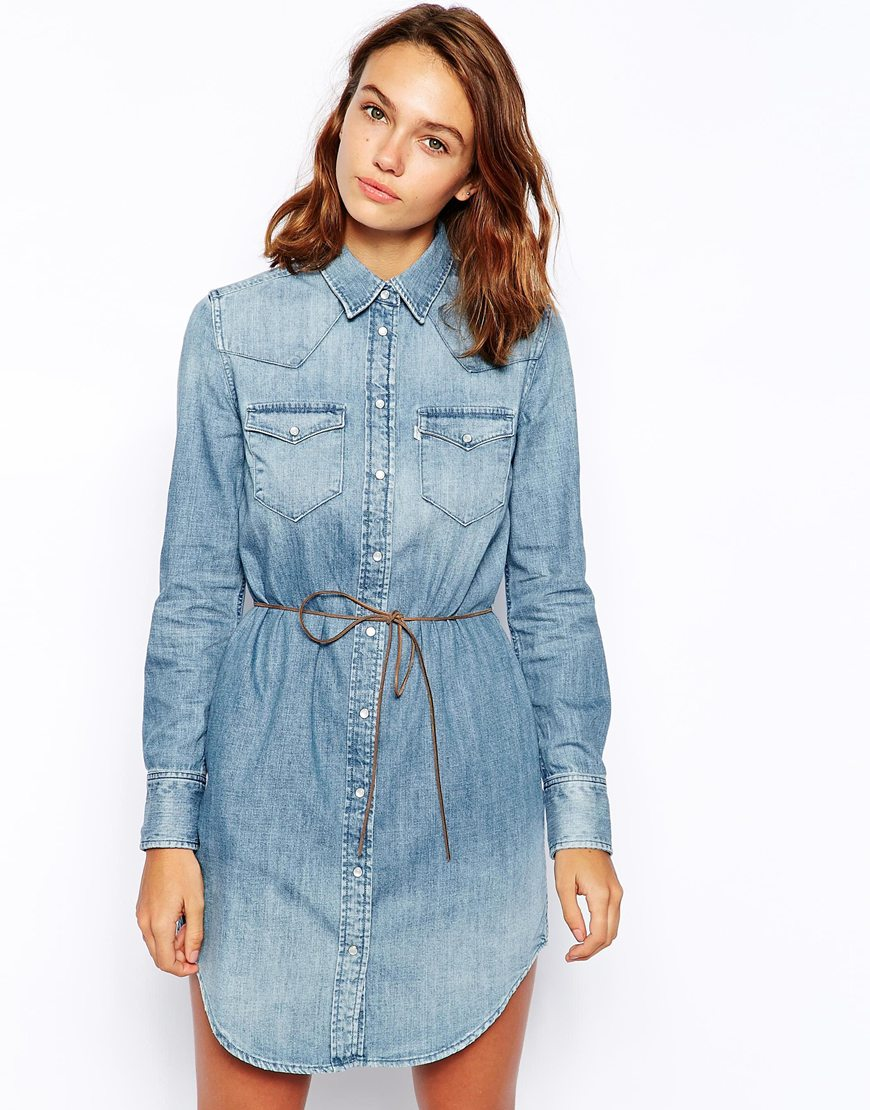 jean dress light blue denim dress clnsjba