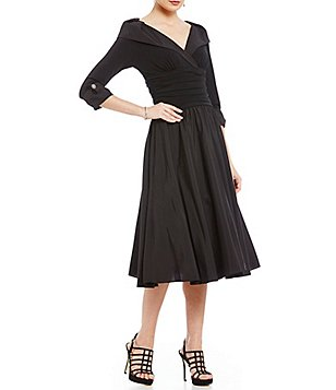 jessica howard dresses jessica howard portrait-collar party dress qbbrbxb