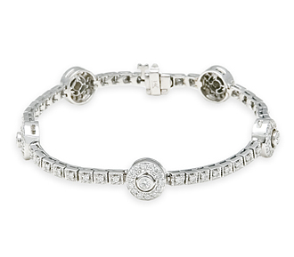 jewelry bracelets white gold diamond bracelets (click the pinned image for more stunning  jewelry and information) jquhbou