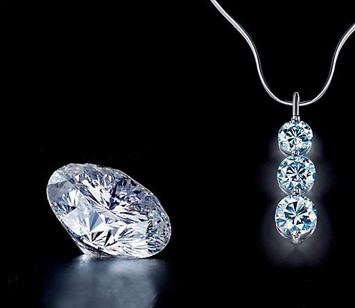 Unique points of jewelry diamond