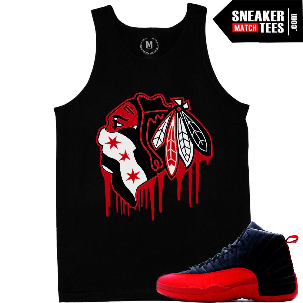 jordan shirts jordan 12s flu game release 2016 t shirts slmaewr