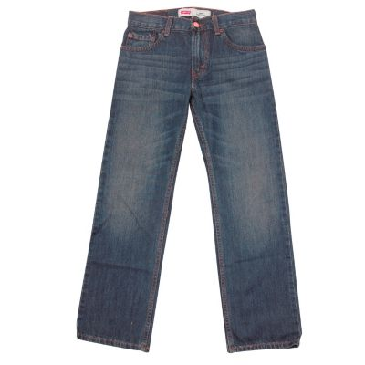kids jeans boys 8-20 leviu0027s® 505™ regular-fit straight-leg jeans kcufryf