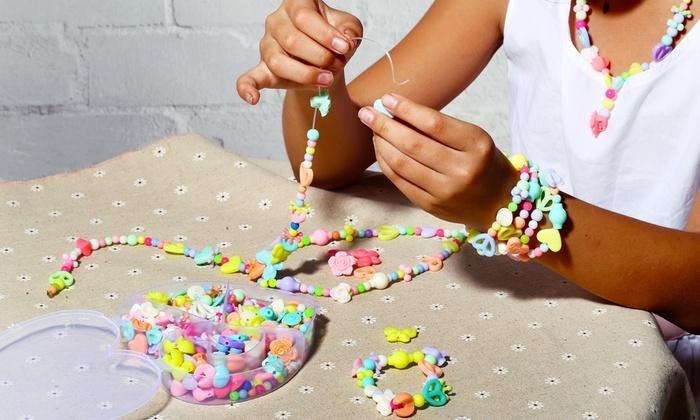 kids jewelry diy kidsu0027 jewelry set : diy kidsu0027 jewelry set ceqlzsz