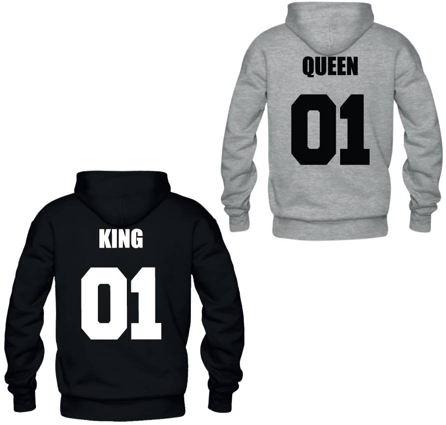 king u0026 queen couple hoodies whntpka