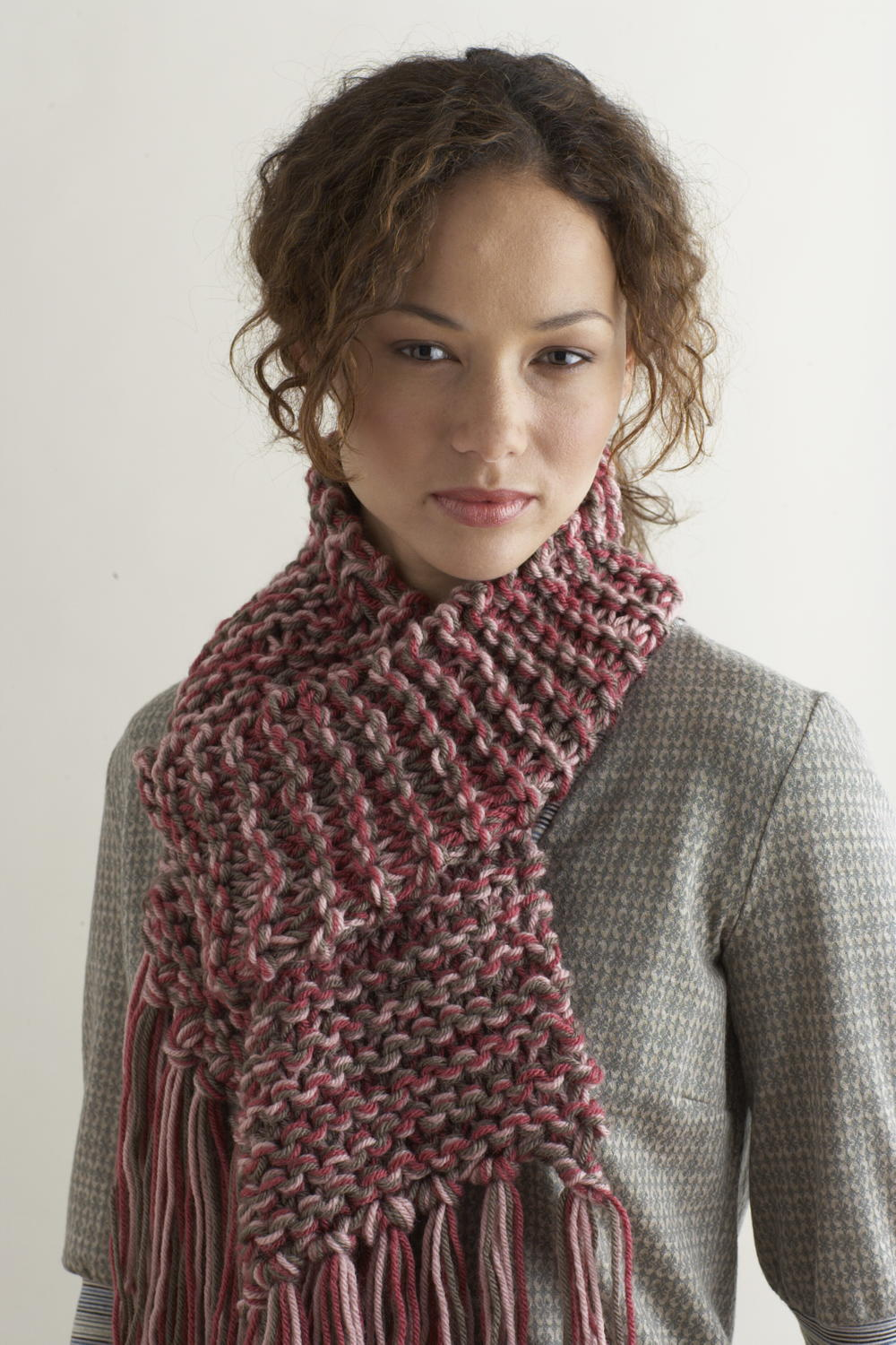 knit scarf knit two hours or less scarf | favecrafts.com ohefixu