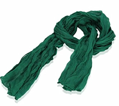 ladies green scarf kcmode maezjan