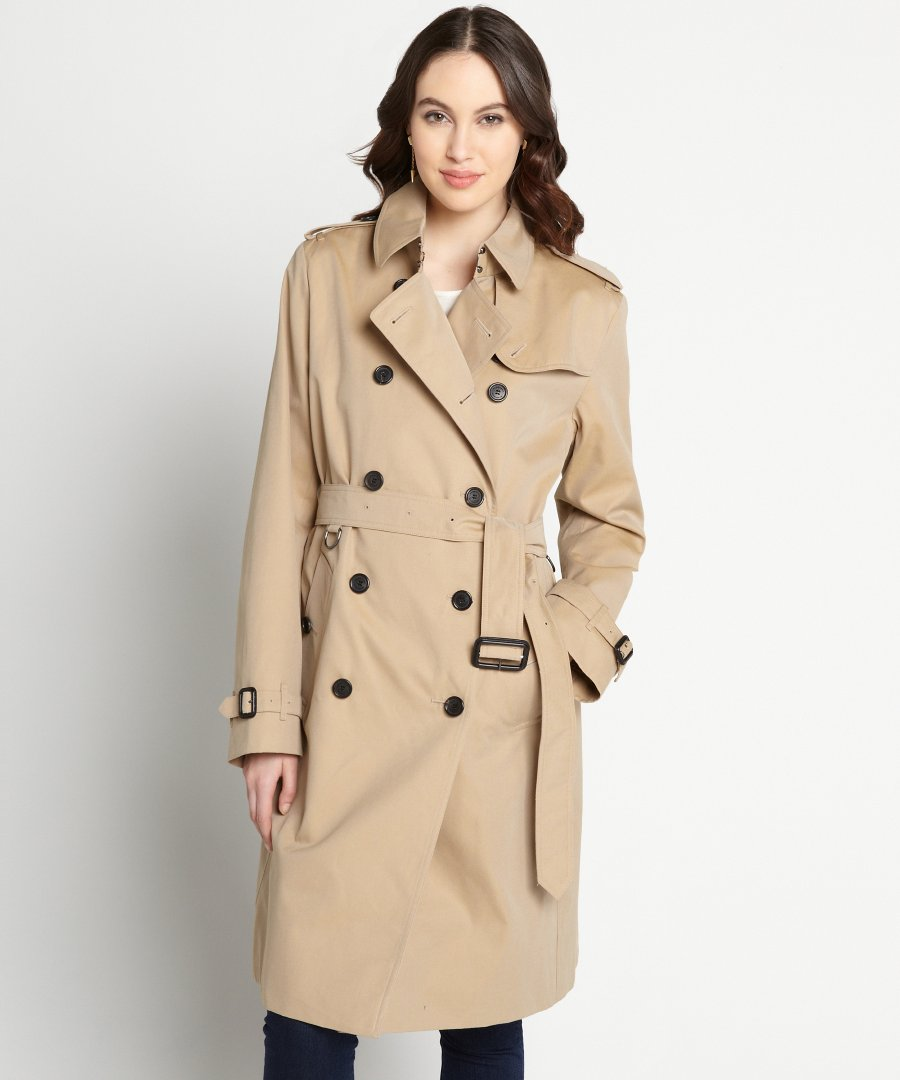 How to select Best ladies trench coat for this winter - StyleSkier.com