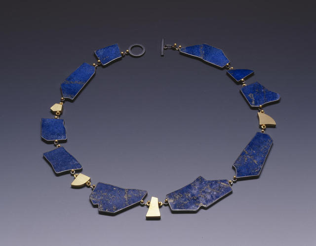 antelope necklace designs lapis spotted lg
