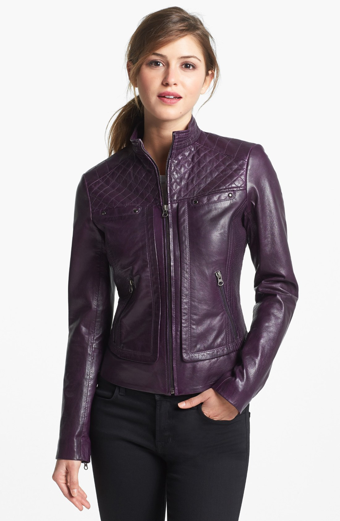 leather jackets women 2016-short-leather-jackets-for-women cffdige