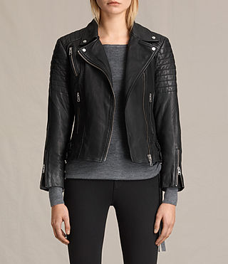 leather jackets women papin leather biker jacket pmdmoqs