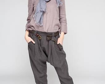 linen clothing linen pants u0027u0027harem ndphnpi