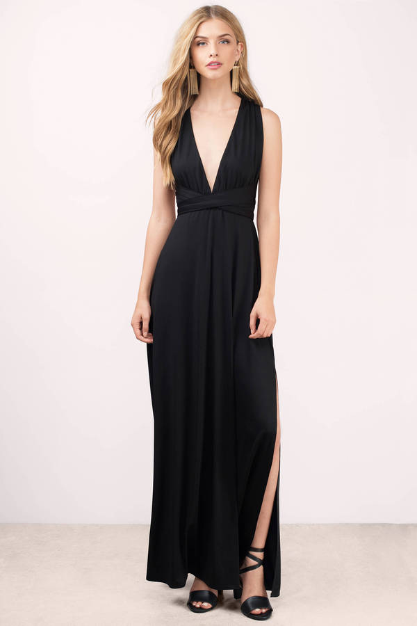 long dress kylen black maxi dress tzguvtj