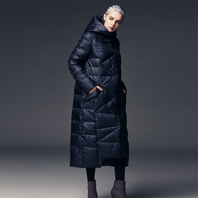 long puffer coat ixbyiqi