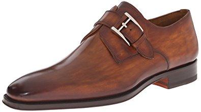 magnanni shoes magnanni menu0027s marco monk strap, cuero, ... vfhzlfm