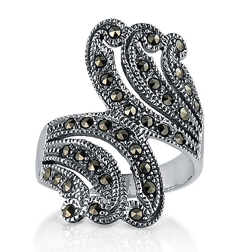 marcasite jewelry beautiful marcasite ring jqiskpx