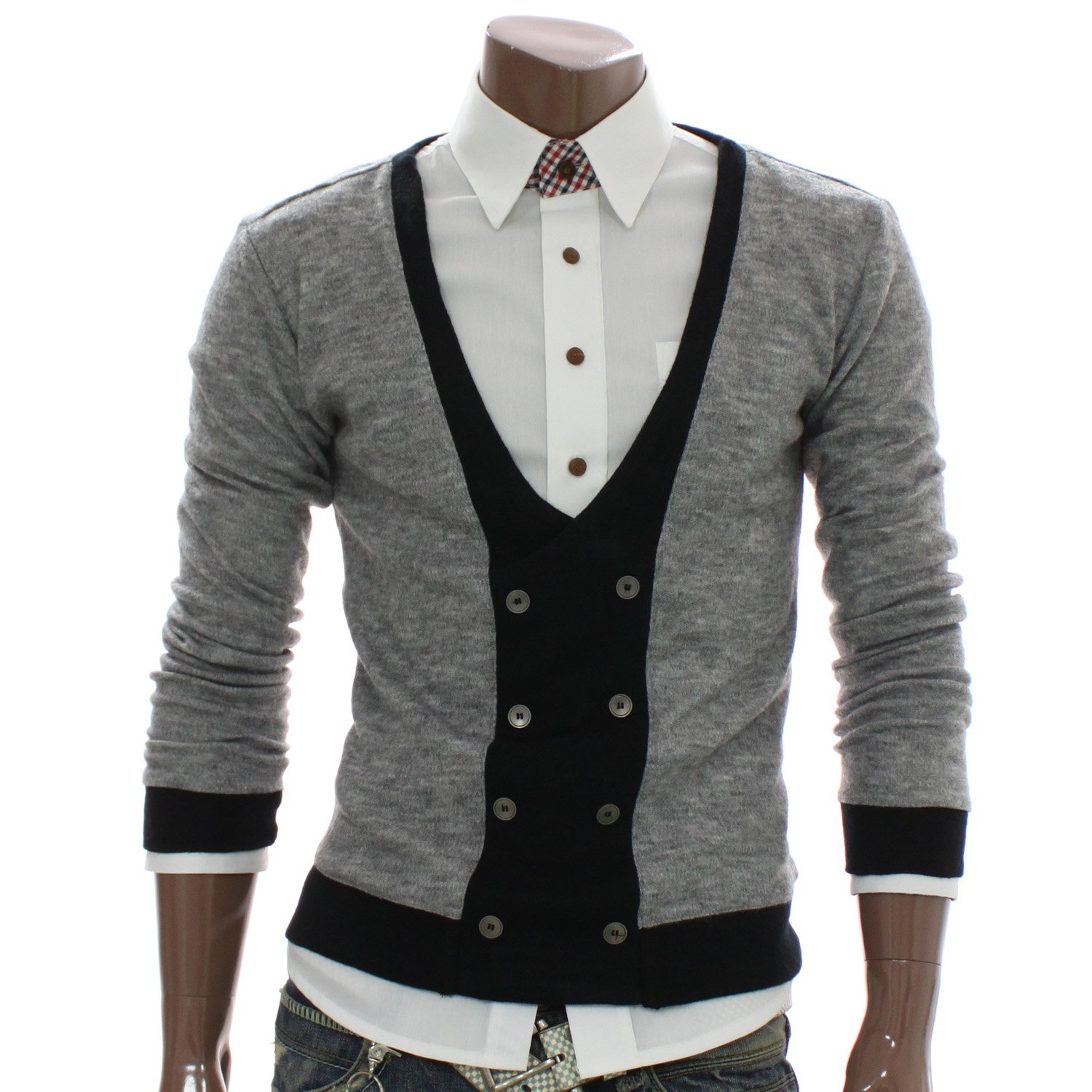 Varieties of Mens Cardigans for the Winter Period