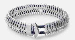 mens bracelets klink bracelet, sterling-silver toejmvr