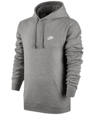 mens hoodie nike menu0027s pullover fleece hoodie kukrkbe