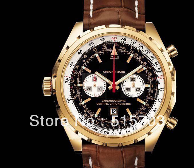 mens luxury watches mens luxury watch ! luxury wrist watch men brown leather watch(19036) gtpvccp
