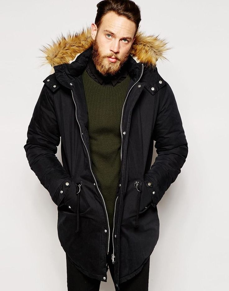 Need for men's parka coats - StyleSkier.com