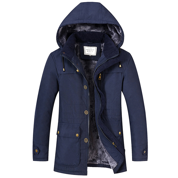 mens parka coats mens parka coat with fur hood thicken warm winter clothing cpjmpnx
