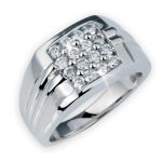 Go with the Choice of Silver by Buying Mens Silver Rings