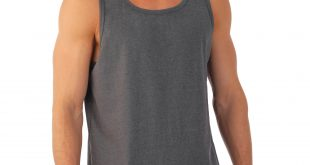 mens tank top fruit of the loom menu0027s jersey tank top zmfgxgx