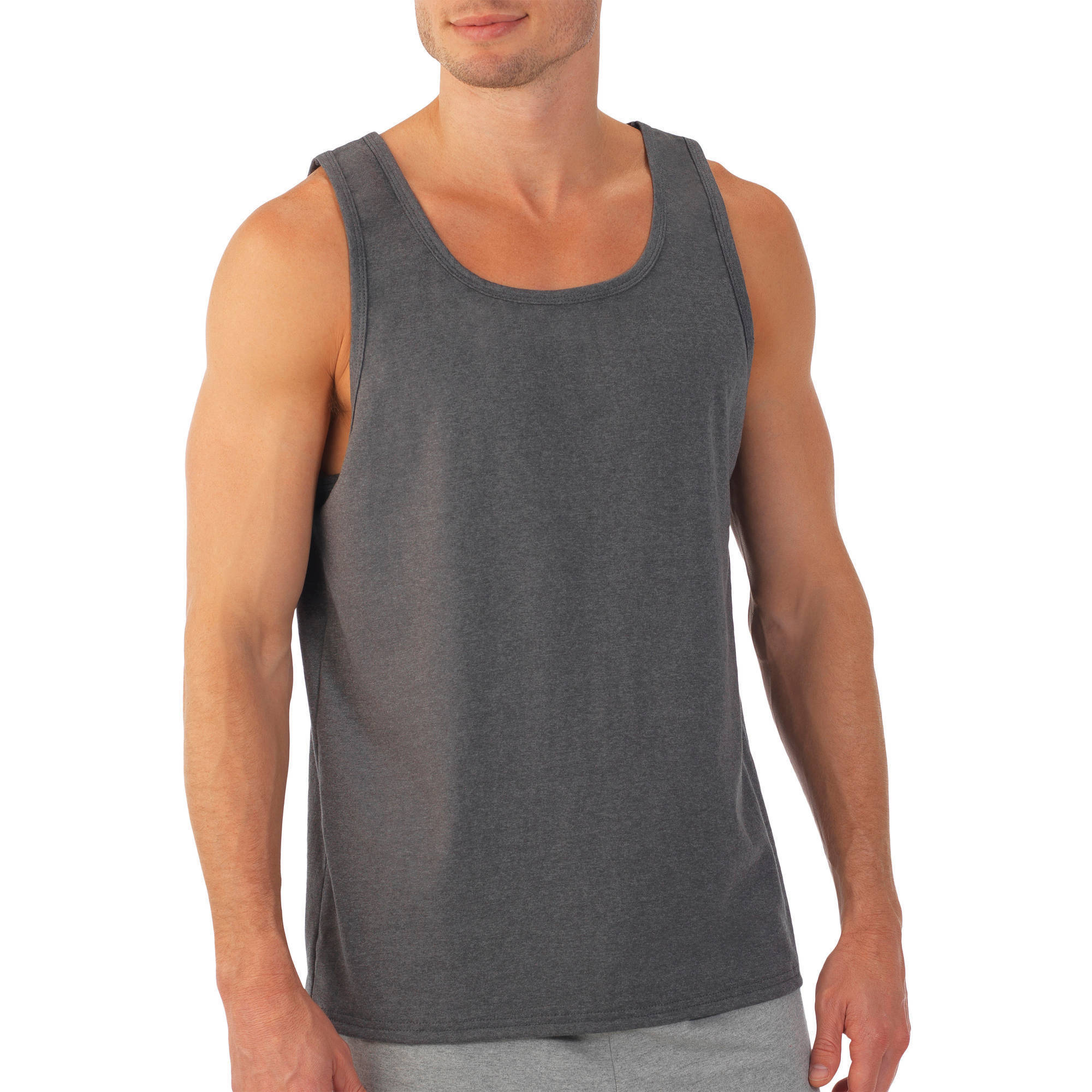 Vital information about men's tank top