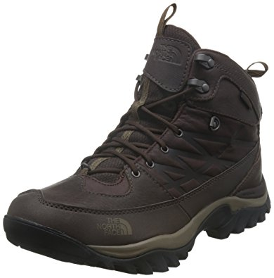 mens waterproof boots the north face storm winter wp boot menu0027s demitasse brown/ganache brown 7 uaqohfu