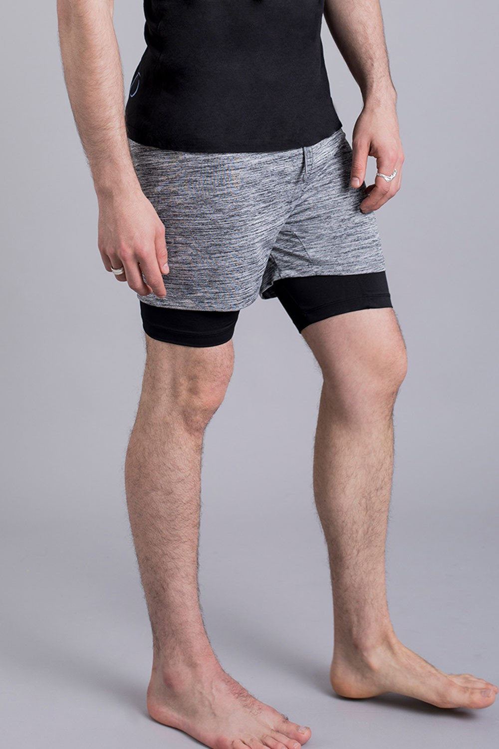 The best types of men's yoga shorts