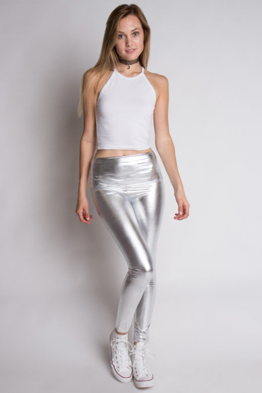 Metallic Leggings And Its Benefits