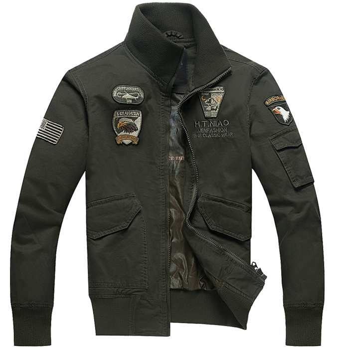 military jacket aliexpress.com : buy embroidery mens coat jackets german military uniform  jacket army military air lzanohm