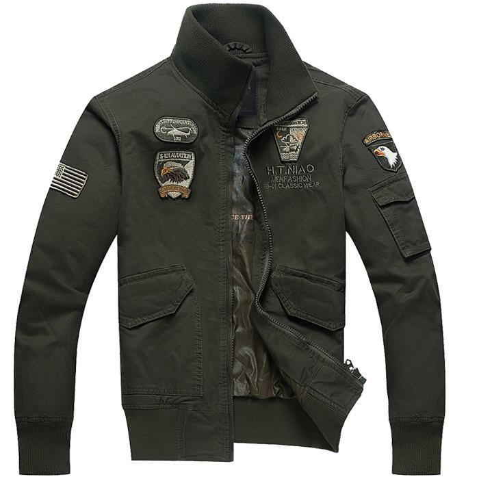 military jacket aliexpress.com : buy embroidery mens coat jackets german military uniform  jacket army military air lzanohm