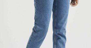 mom jeans (cu0027est à dire des jeans taille haute et forme droite) hvlagwe