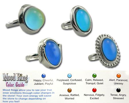 mood ring retro groovy throwback jewelry 1970s seventies cute stocking  stuffer birthday gift jewelry ndgzglp